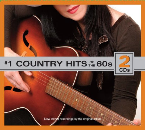 #1 Country Hits Of The 60S (2 Cd Set) By Various (2011-11-15)