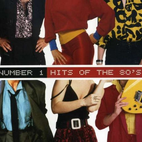 #1 Hits Of The 80'S By Various Artists (2007-04-03)