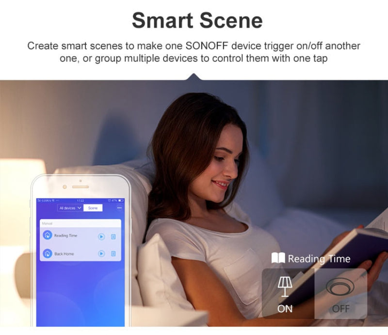 Smart Switch : Multi Purpose