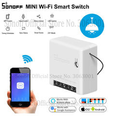 Smart Switch :Multi purpose 10A