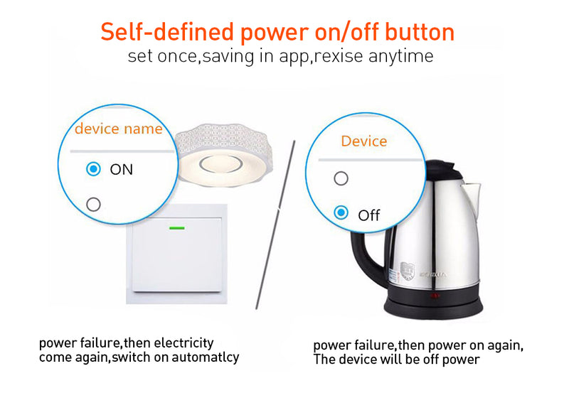 Smart Switch : Multi Purpose 10A