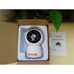 Smart Camera : 1080P PTZ For House Security