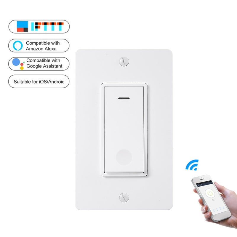 Smart Switch : Button APP Remote Control