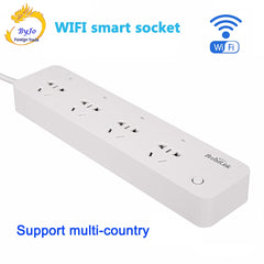 Smart Power : 4-Outlet Power Socket