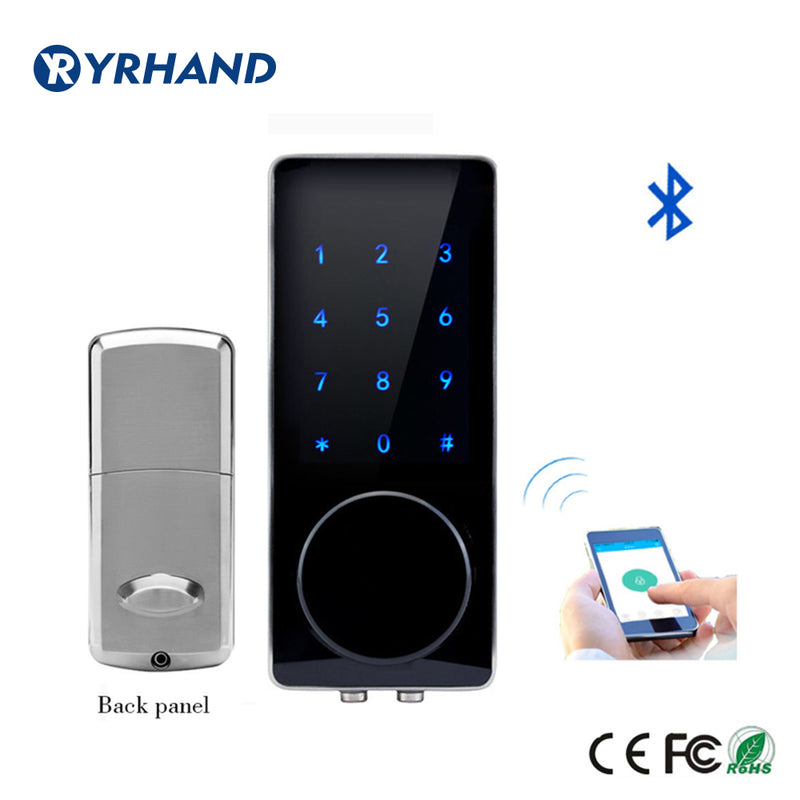 Smart Security : Electronic Touch Screen Code Password Lock