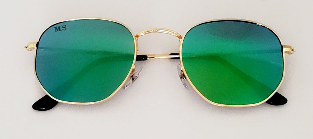 Unisex/Green Emerald - Miss Sunshine