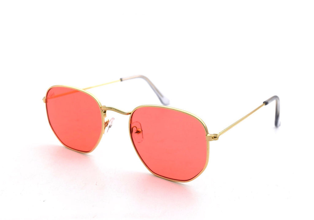 Light Red Sunglasses