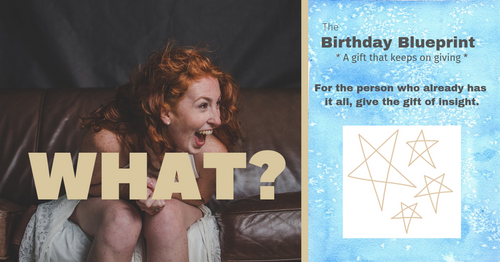 The Birthday Blueprint