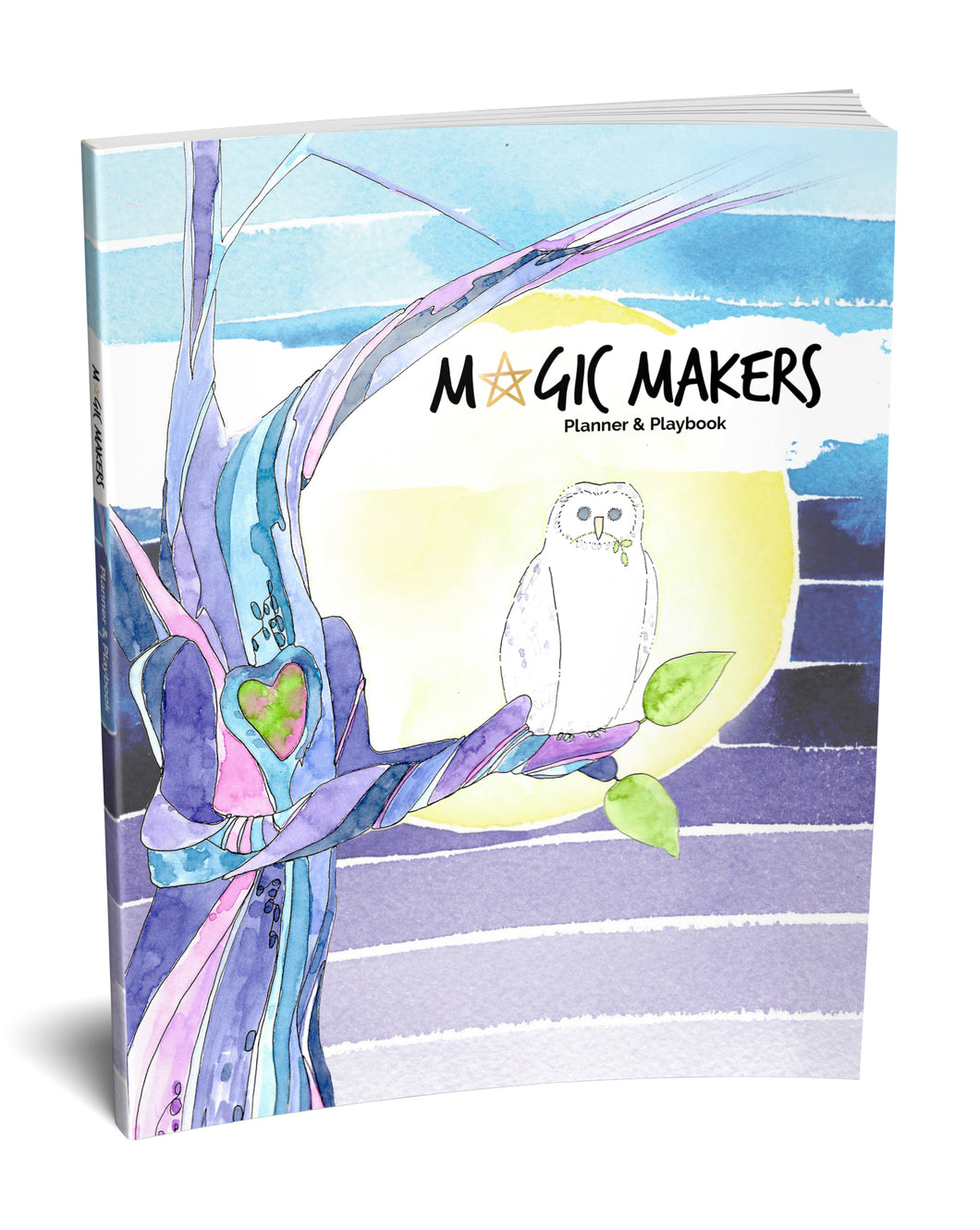 The Magic Maker's Planner + Playbook (PERPETUAL)