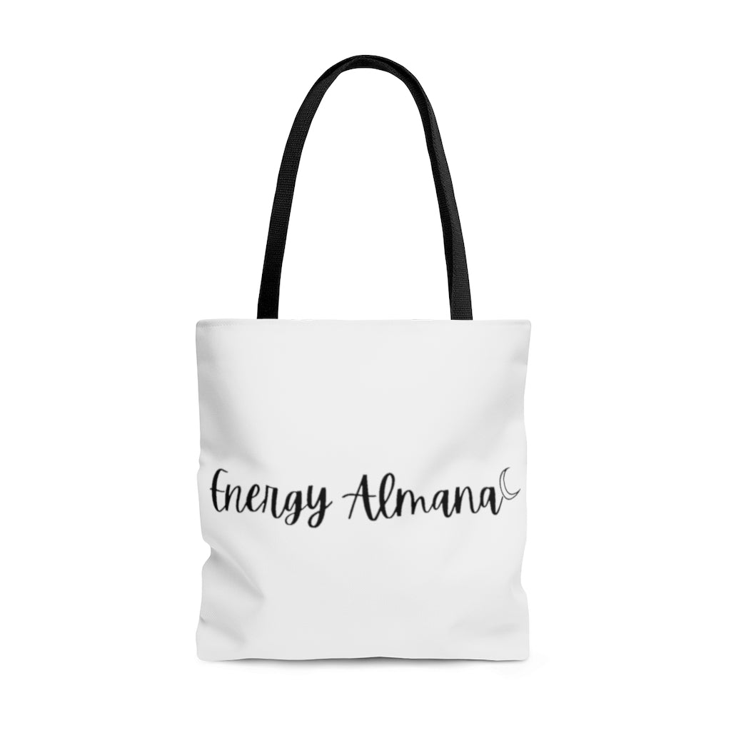 Energy Almanac Tote Bag