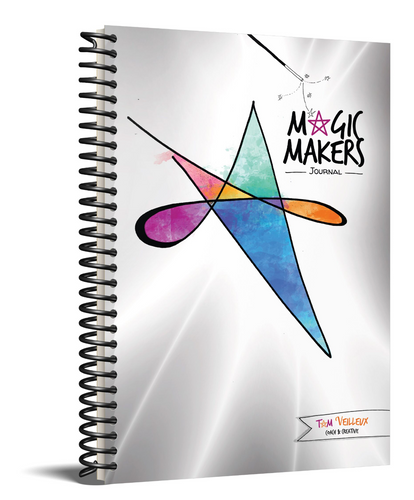 Magic Makers Journal Book