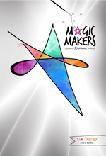 Load image into Gallery viewer, Magic Makers Journal Book