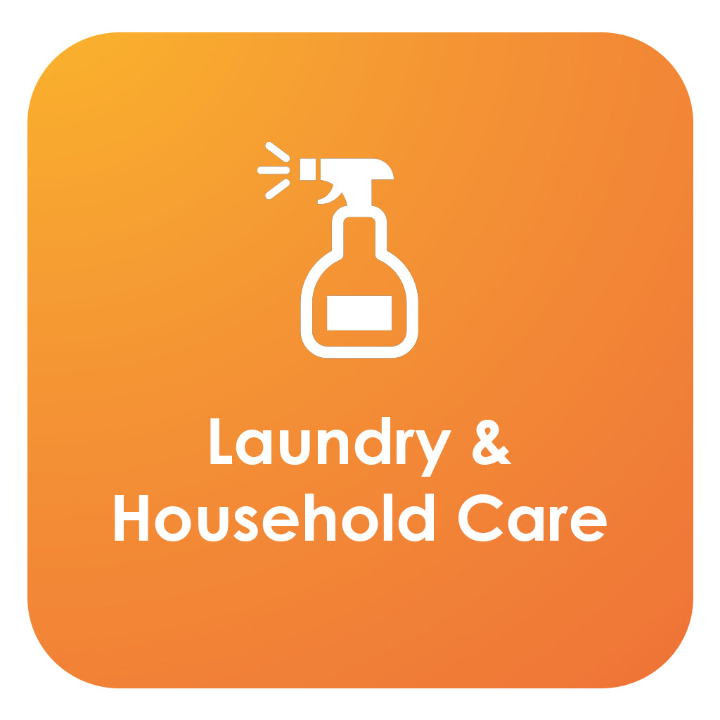 Laundry & Household Care