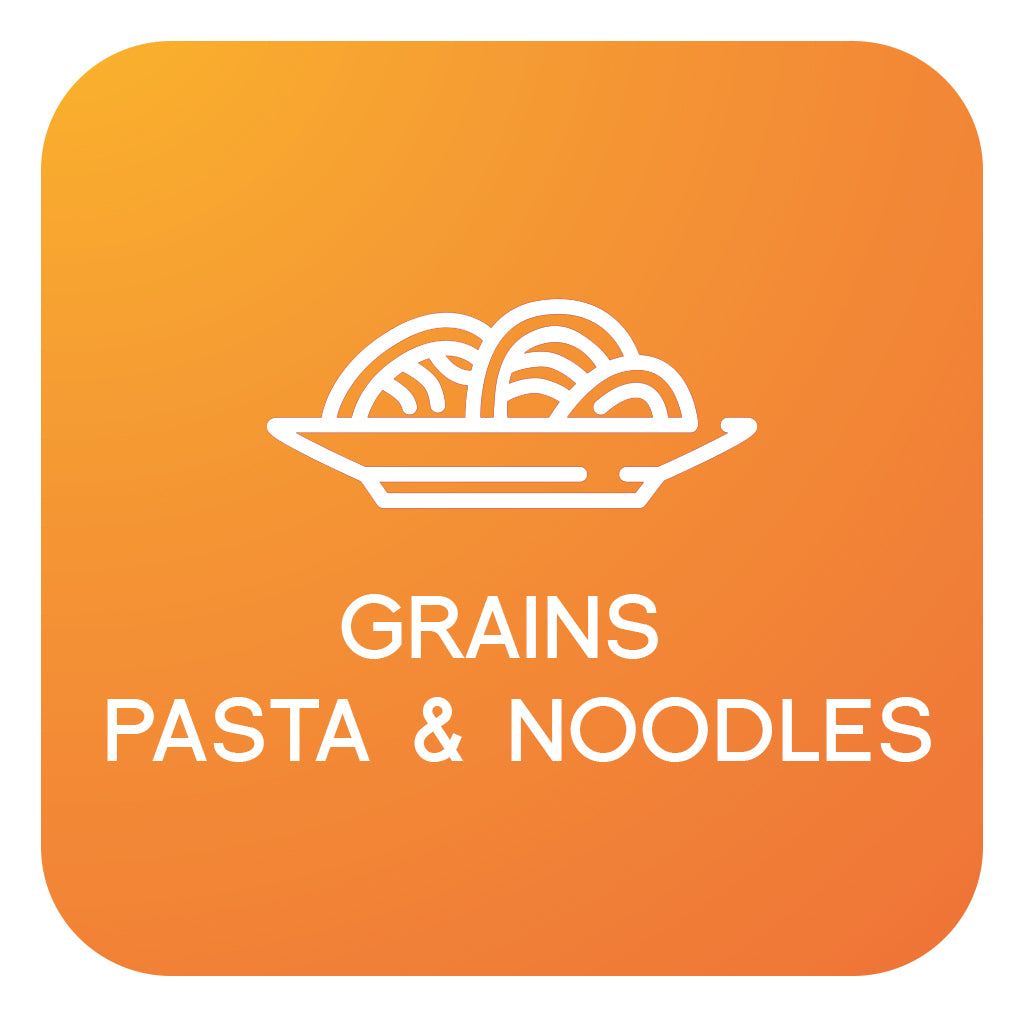 grains pasta & noodles