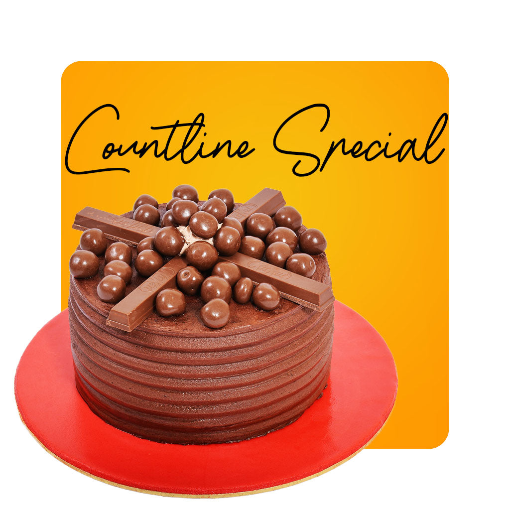 Countline Special Cakes