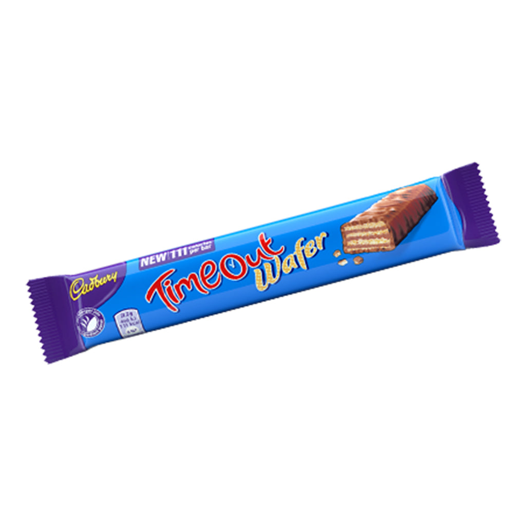 Cadbury Timeout Wafer 21.2g