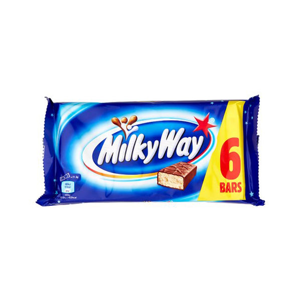Milky Way 6pk 21.5g