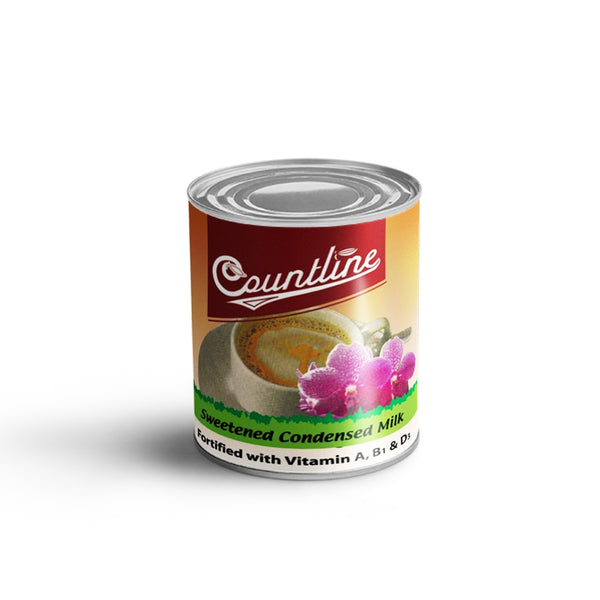 Countline Condensed Milk 390gm