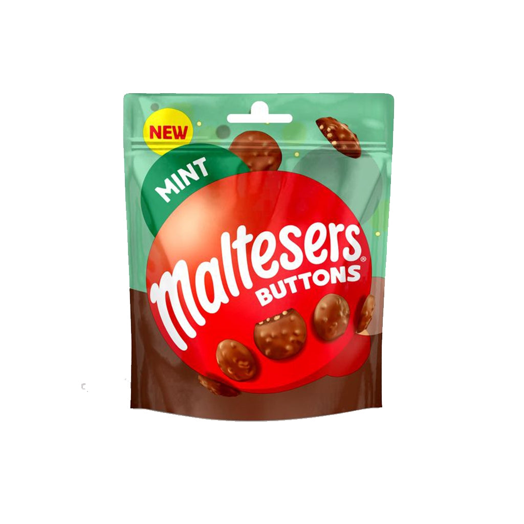 Maltesers Mint Buttons Bag 68g