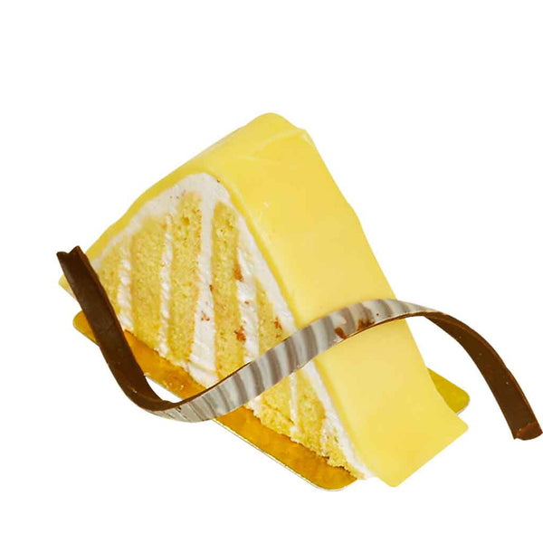 Chocolate Triangle Slice  (White Chocolate)  2pcs