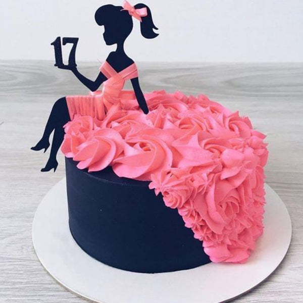 Excellent Princess Cakes Countline Maldives Funny Birthday Cards Online Barepcheapnameinfo