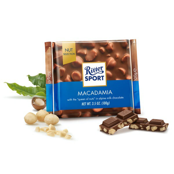 Ritter Sport Nut Perfect Macademia  100g