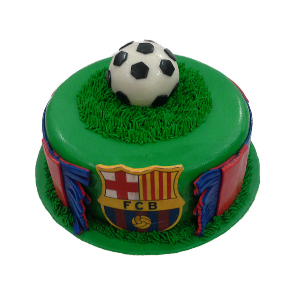 Football Cakes Countline Maldives