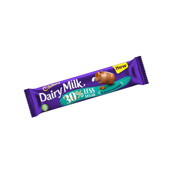Cadbury Dairy Milk 30% Less Sugar 35g