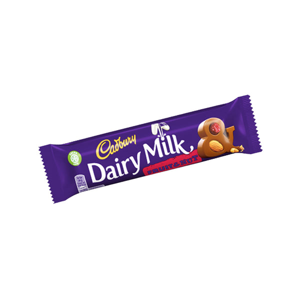 Cadbury Dairy Milk Fruit & Nut Std  49g