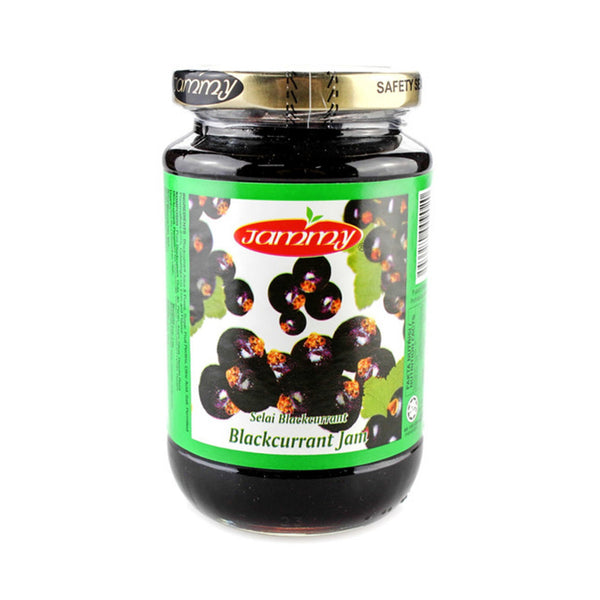 Jammy Black Currant - 450g
