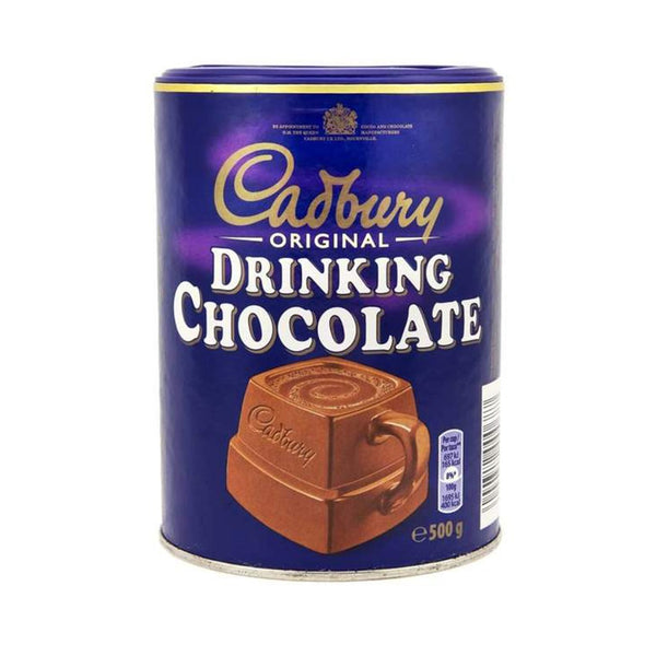 Cadbury Hot Chocolate Jar 500g