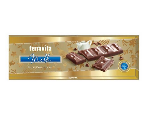 Terravita Milk Chocolate 225g