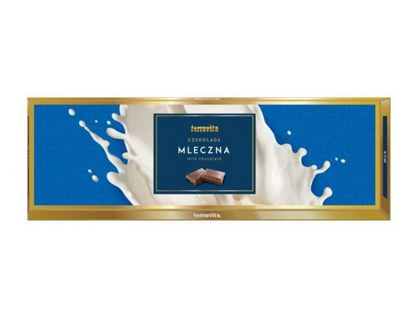 Terravita Milk 30% Chocolate 250g