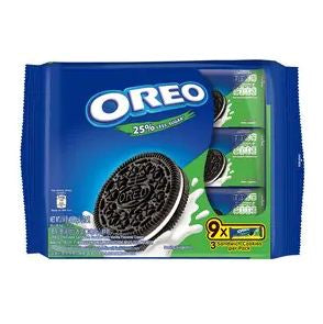 Oreo Mildly Sweet 9 X 28.5g Single Pack