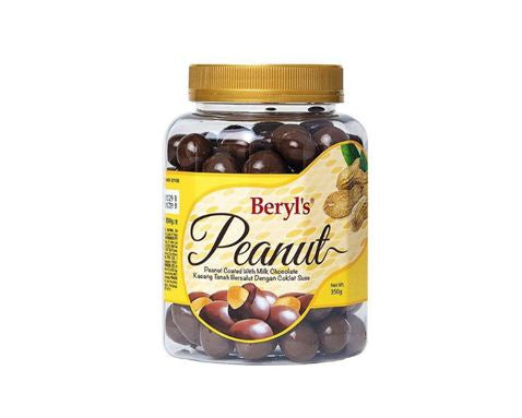 Beryl's Peanut Milk Chocolate 350g