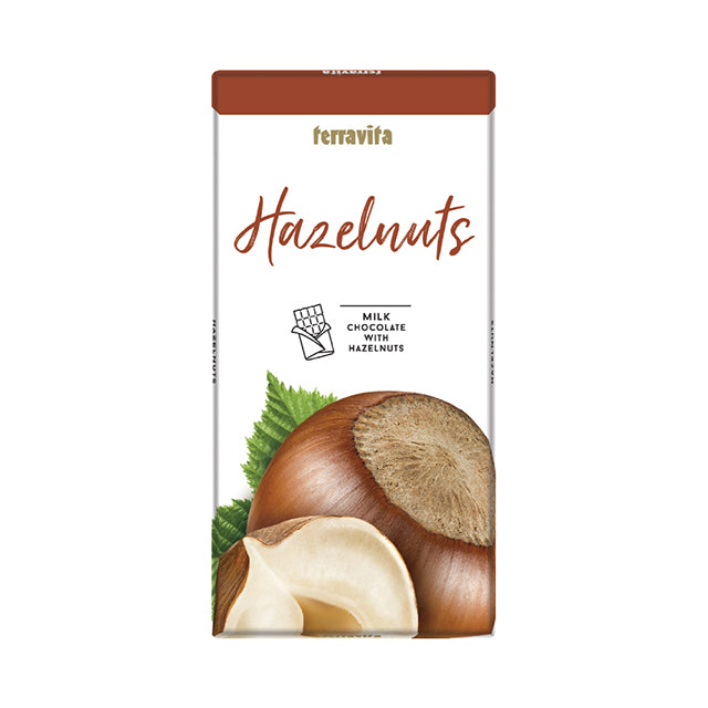 Terravita Nut Chocolate 100g