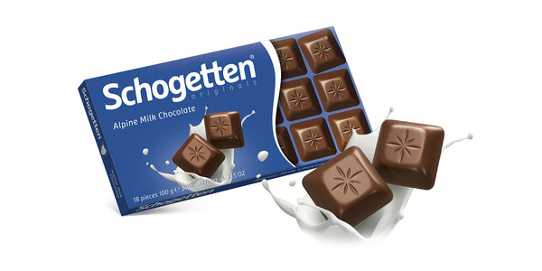 Schogetten Milk Chocolate 100g