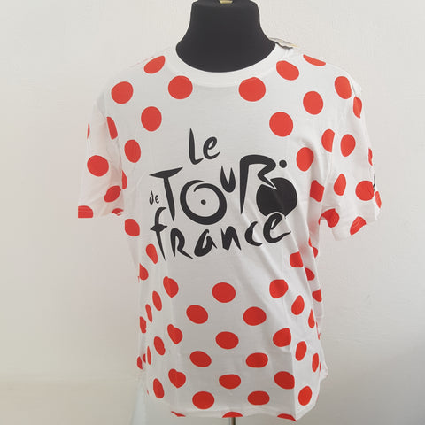 TOUR DE FRANCE PLAYERA COTTON MEN Puntos
