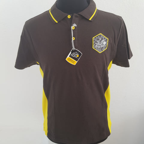 TOUR DE FRANCE POLO MEN Gris