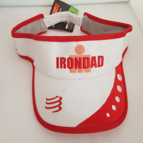 Visera Compressport IRONDAD