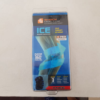 ICE RECOVERY COMPRESSION KNEE