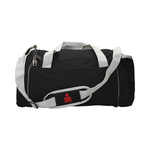GYM BAG NEGRA/GRIS