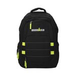 BACKPACK BLACK/LIME