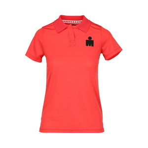 IRONMAN PLAYERA POLO DAMA