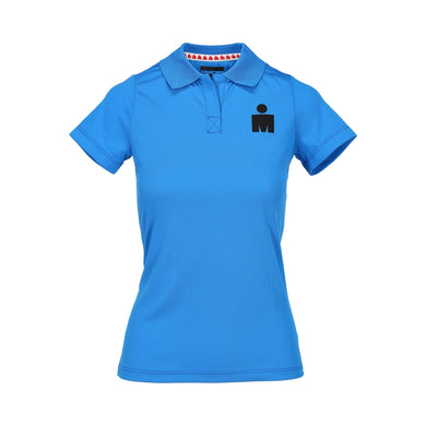 IRONMAN PLAYERA POLO DAMA AZUL