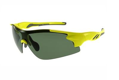 TR 90 SPORT SHIELD/DUAL INJECTION POLARIZADO AMARILLO
