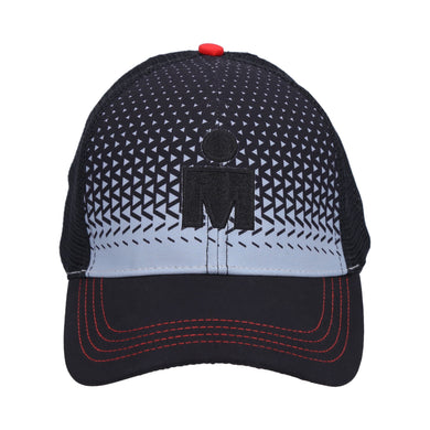 IRONMAN TRUCKER BLACK GRADIENT GREY