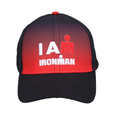 IRONMAN TRUCKER I AM IRONMAN