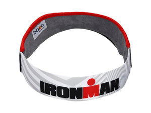 IRONMAN VISOR SWIM BIKE RUN BLACK