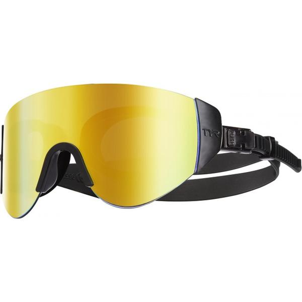 SWIM SHADES RENEGADE MIRRORED GOLD